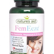 FemEeze with Chamomile, Magnesium & B-Vitamins 90 vcaps (Natures-Aid) 1
