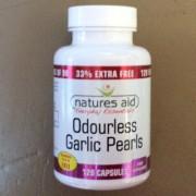 Odourlessgarlicpearls