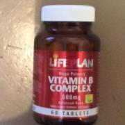 VitaminBcomplex500mg60