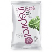Inspiral Beetroot and Kale Chips