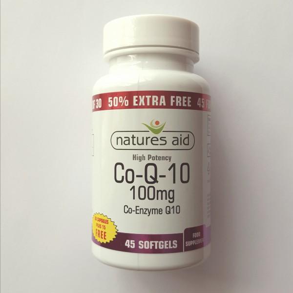 Co-Q-10 100mg