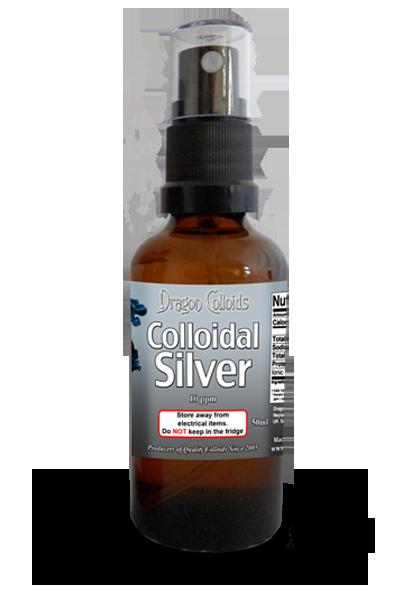 Colloidal Silver 50ml
