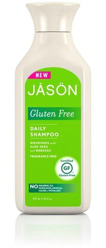 Gluten Free Daily Shampoo