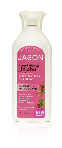 Long and Strong Jojoba Shampoo