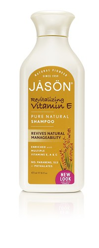 Revitalizing Vitamin E Shampoo
