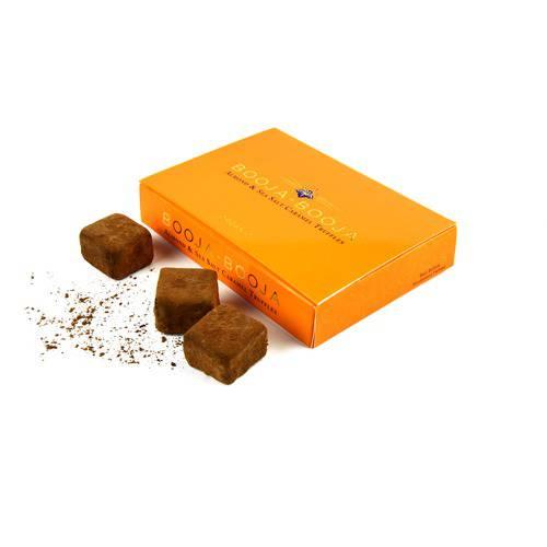 Booja Booja Almond & Sea Salt Caramel Truffles