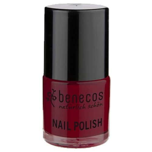 Benecos Happy Nails - Cherry Red