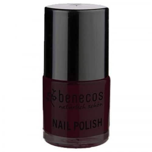 Benecos Happy Nails - Deep Plum