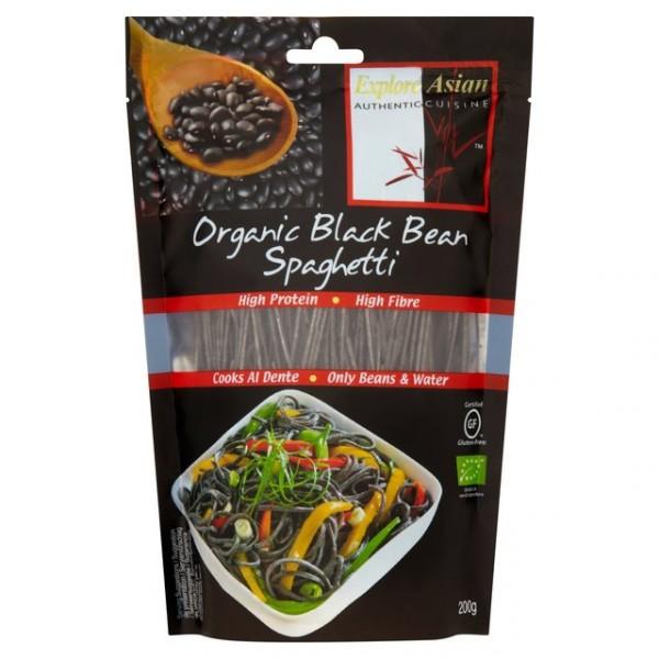Explore Asian Black Bean Spaghetti