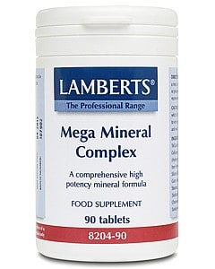 Lamberts Mega Mineral Complex x 90