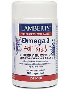 Lamberts Omega 3 for Kids x 100