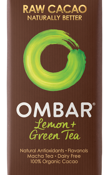 Ombar Centres Lemon & Green Tea