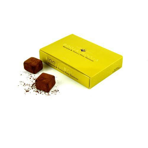 Booja Booja Rhubarb and Vanilla Truffles