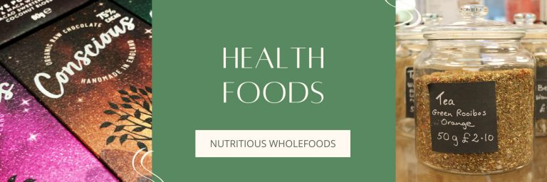 Healthy food shop | Haverfordwest | Pembrokeshire