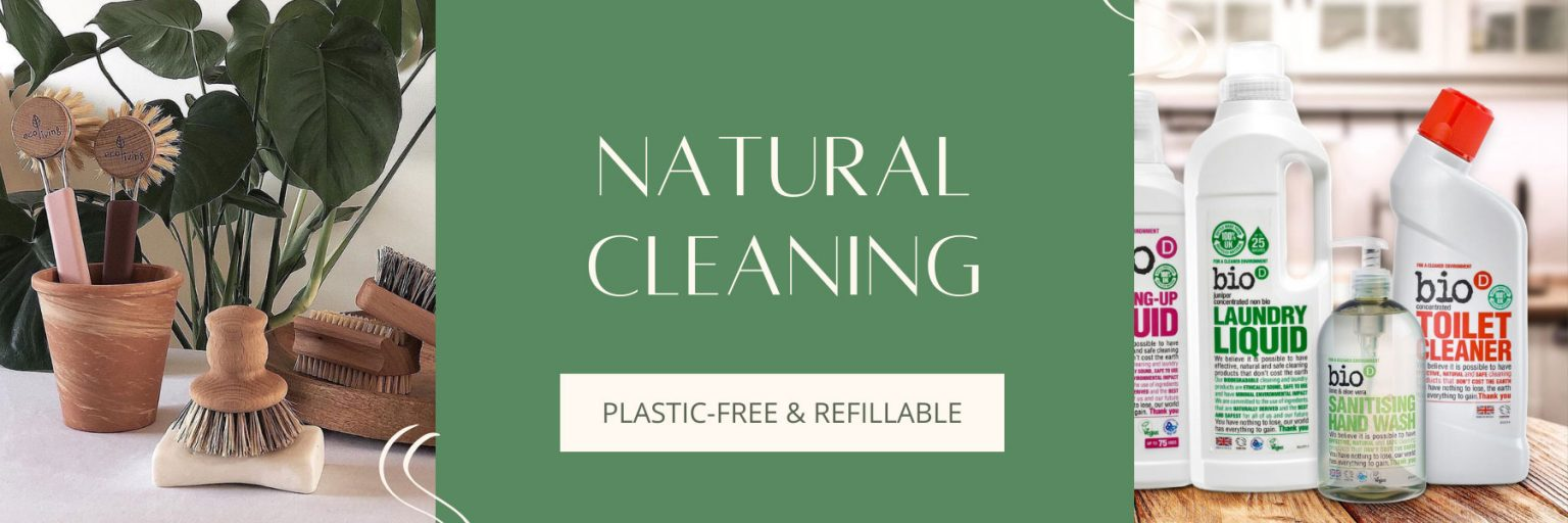 Natural Cleaning - Plastic Free - Refill station | The Ark | Haverfordwest | Pembrokeshire