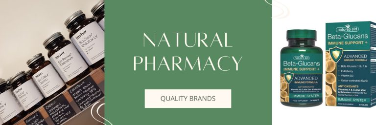 Natural Pharmacy| The Ark | Haverfordwest | Pembrokeshire