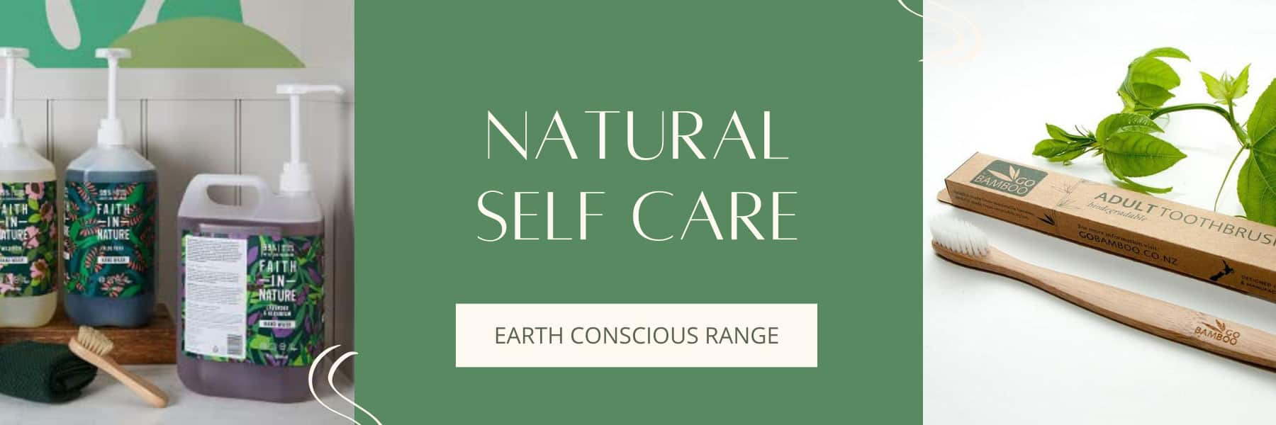 Natural Self Care | The Ark | Haverfordwest | Pembrokeshire